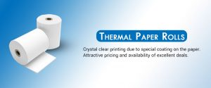 Thermal Paper Rolls Manufacturers